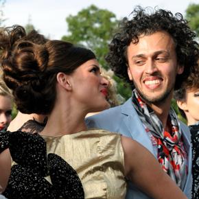 Sepehr Maghsoudi – Amsterdam International Fashion Week S/S 2011
