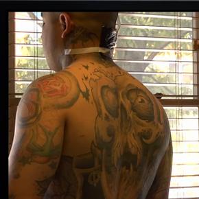 Vice Tattoo Age : GRIME's portrait