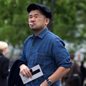 The Sartorialist - Blue Denim, Paris