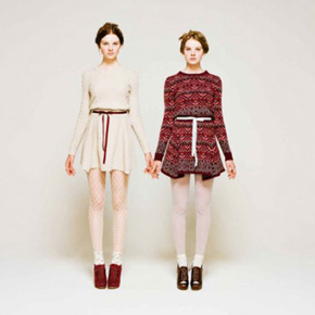 Rodarte for Opening Ceremony Fall 2011 collection