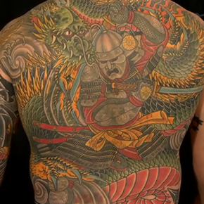 Vice Tattoo Age : Troy Denning part 1