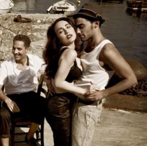 DOLCE&GABBANA menswear advertising campaign summer 2012