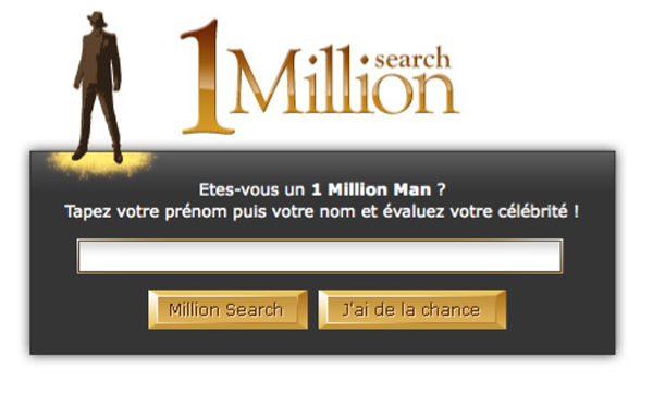 1 Million Search