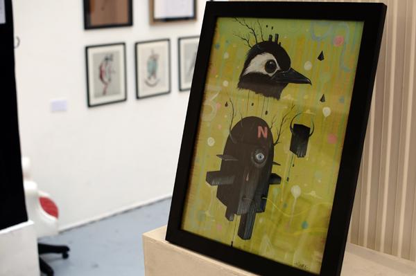 Niark1 - Galerie Issue Paris