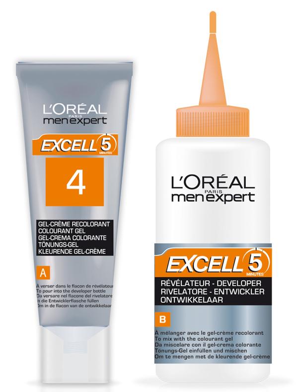 L'Oréal Excell 5'
