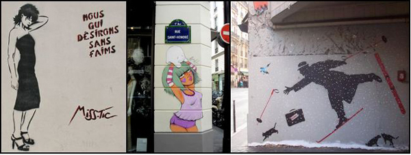 Et Maxence - Street Art Paris