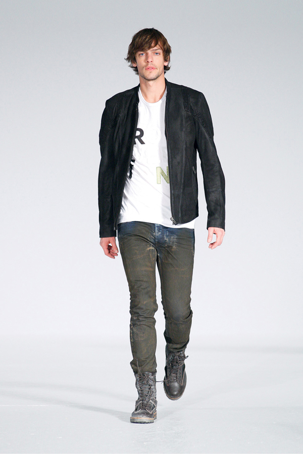 Diesel Black Gold collection hiver 2010