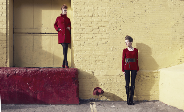 Eric Bompard collection automne-hiver 2010