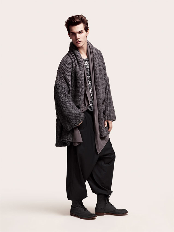 H&M collection automne-hiver 2010