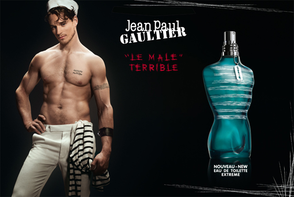 Parfum le male terrible par jean paul gaultier - Le male jean paul gaultier pas cher ...