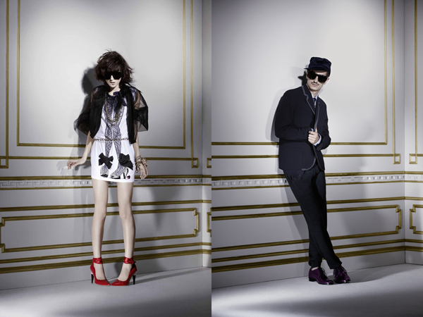 Lanvin for H&M - Collection homme et femme