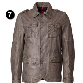 Achat veste en cuir