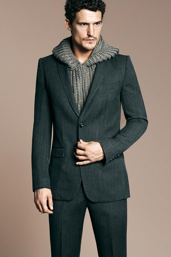 Zara lookbook novembre 2010