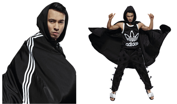 Adidas Originals by Jeremy Scott - printemps été 2011