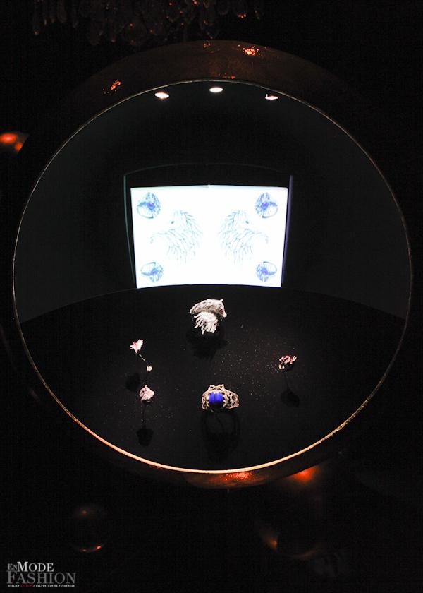 Boucheron Cabinet de Curiosités