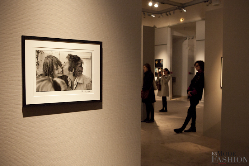 Exposition Gainsbourg chez Sotheby's