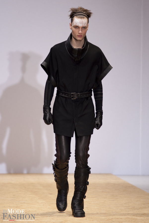 Qasimi collection automne hiver 2011 2012 - Mode Homme