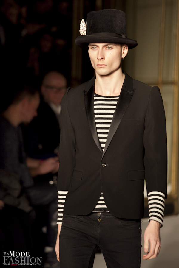 Rynshu collection automne hiver 2011 2012 - Mode homme