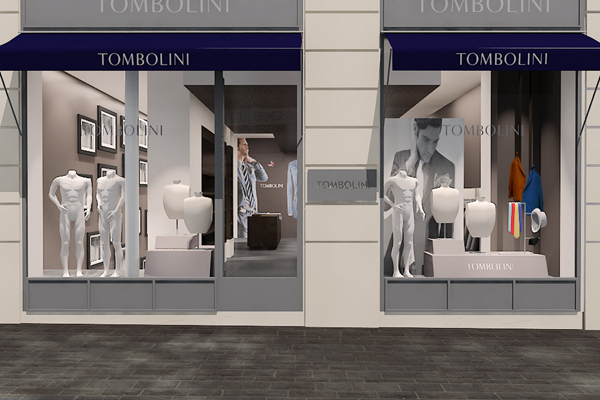 Boutique Tombolini Paris