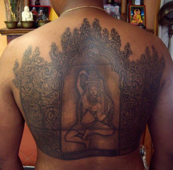 Dossier tatouage les tatouages de style asiatique for Salon tattoo paris