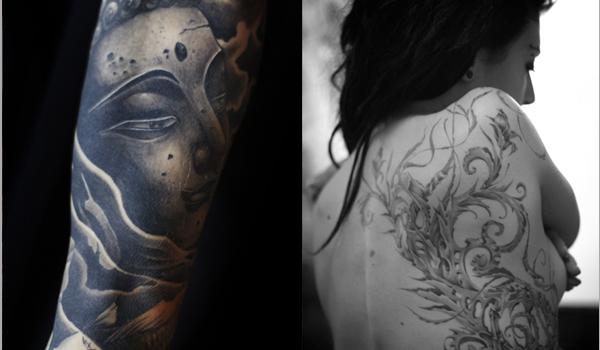 Art Corpus tatouage