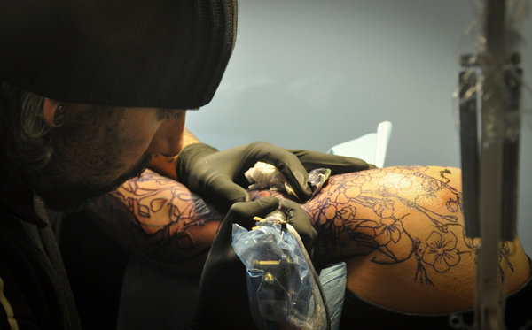 Art Corpus tatouage
