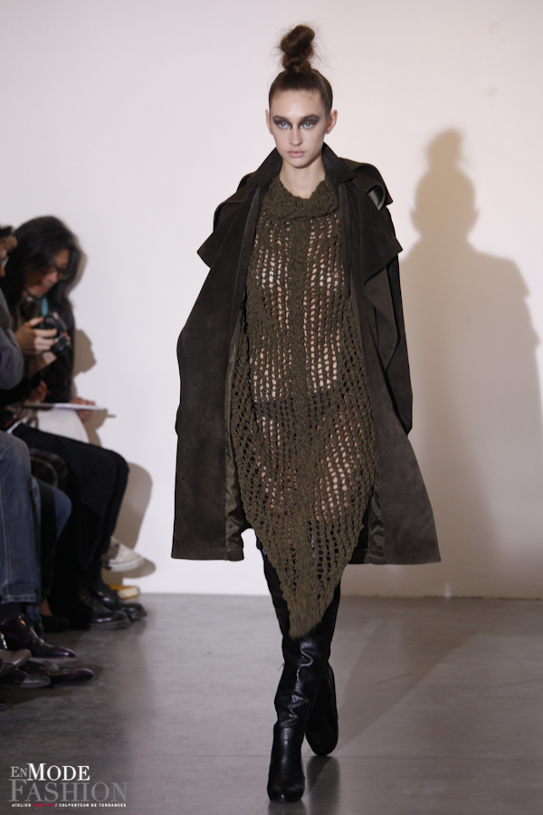 Harry Halim automne hiver 2011 2012 - Fashion Week Paris