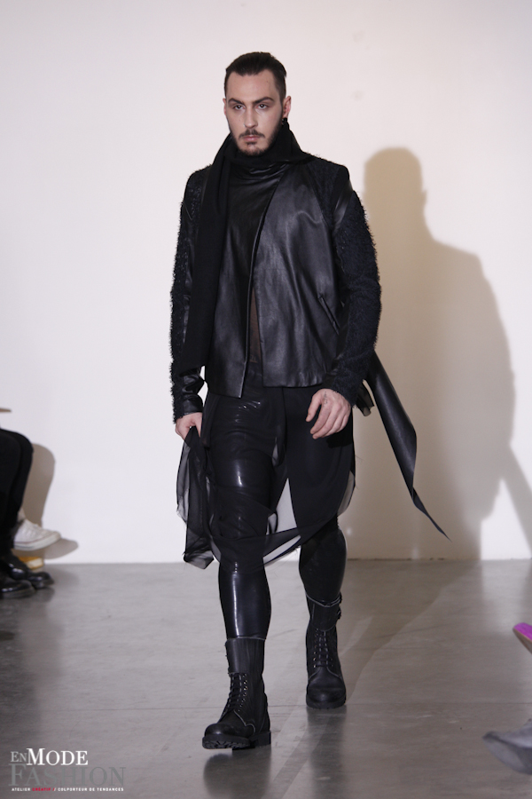 Harry Halim automne hiver 2011 2012 - Fashion Week Paris