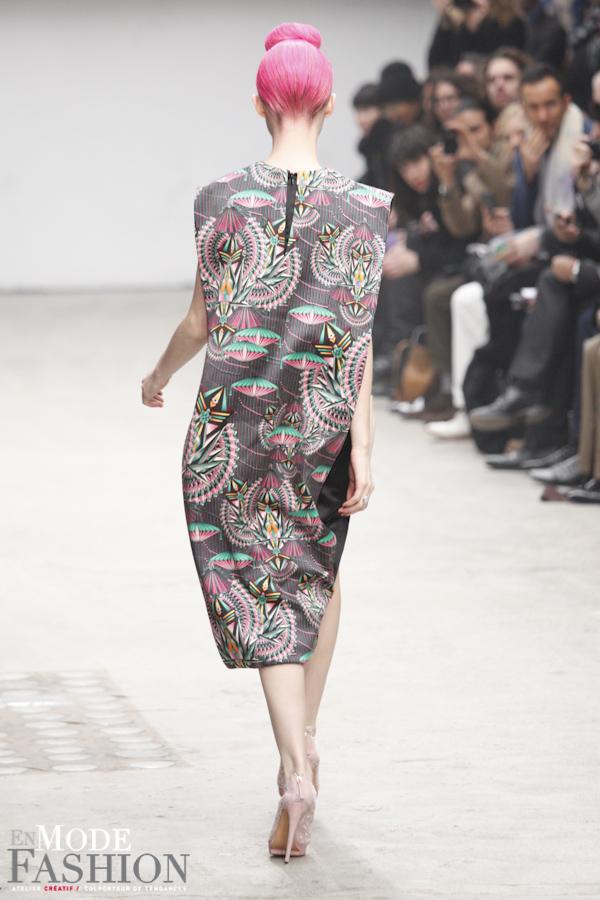 Manish Arora automne hiver 2011 2012 - Fashion Week Paris