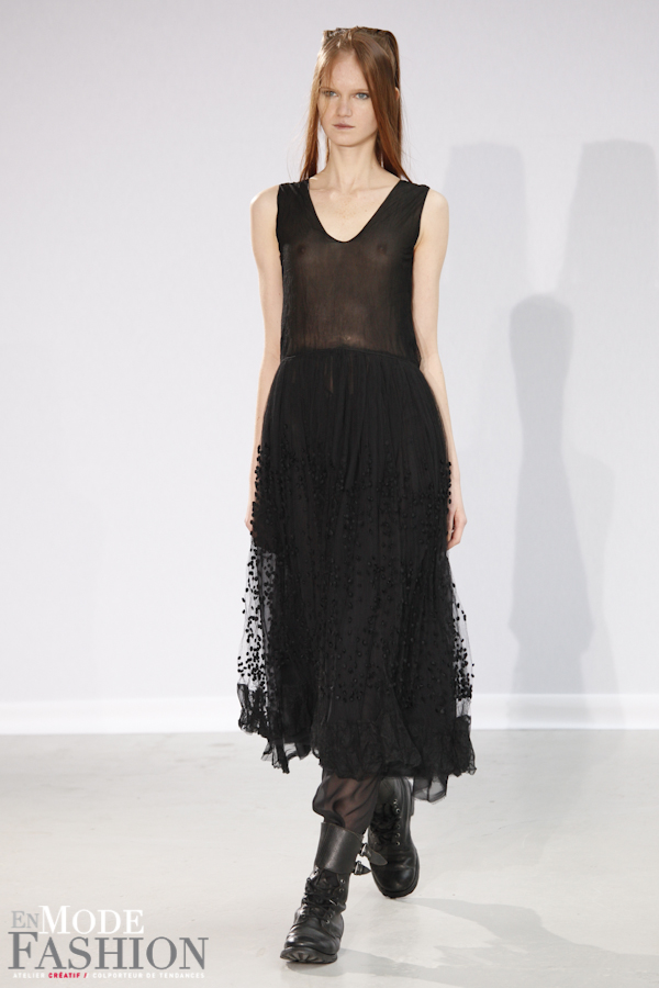 Moon Young Hee collection automne hiver 2011 2012
