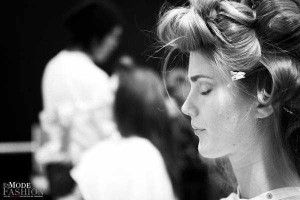 Sharon Wauchob - from the backstage