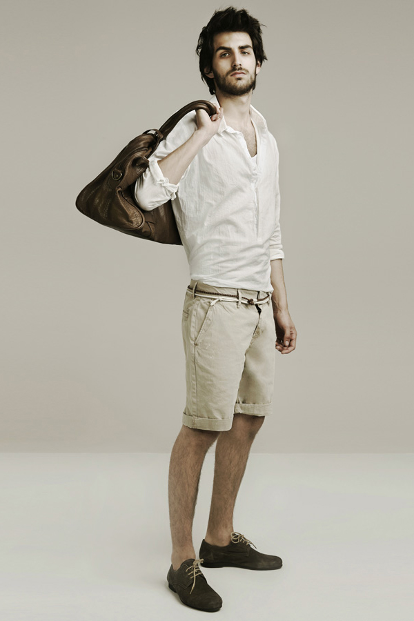 ZARA lookbook homme avril 2011