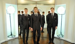 Dunhill collection automne hiver 2011 2012