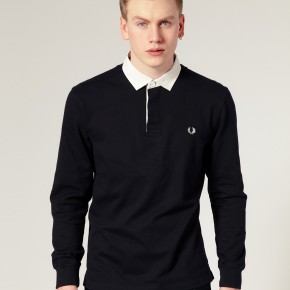Fred Perry - Maillot de rugby uni