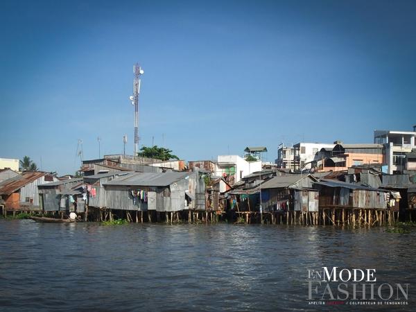 EnModeFashion - delta du Mekong