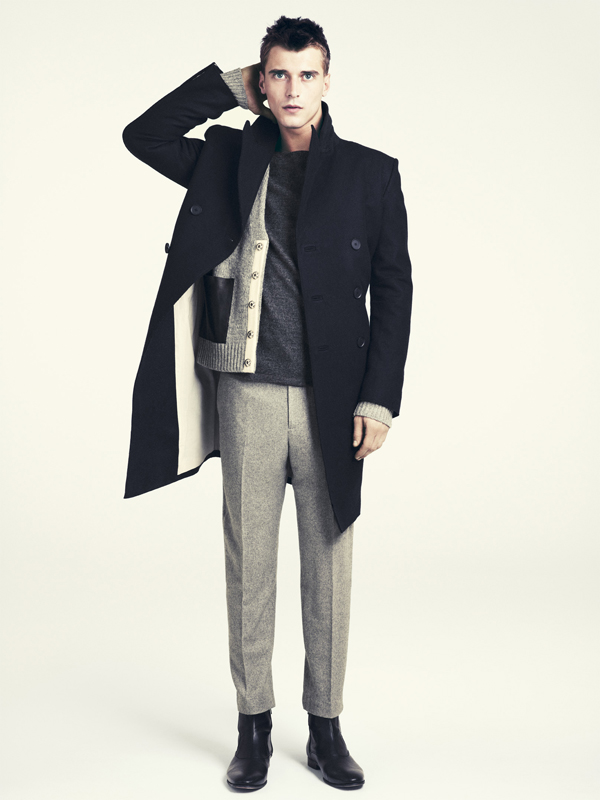 H m homme h m collection hiver 2011 en mode - Style homme hiver ...