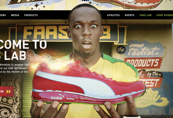 Jamaica Party Puma - Usain Bolt