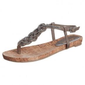 Buffalo sandales plates
