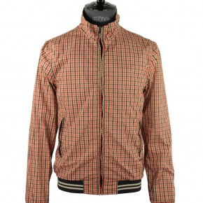 Scotch and Soda - Blouson a carreaux