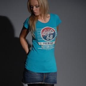 Superdry - Premium Oil T-shirt