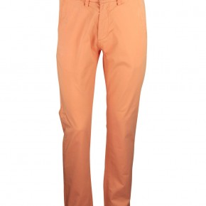 Acne - Pantalon orange Ken Super