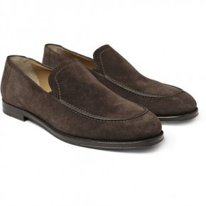 Jimmy Choo Fulham Suede Loafers