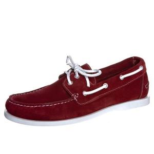 JoyksSPERI - Chaussures à lacets - rouge