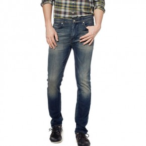 Levi's Made & Crafted Skinny Washed Jeans-2