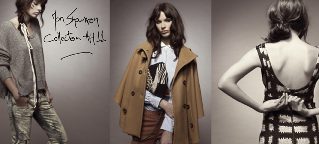 Mon Showroom collection automne hiver 2011