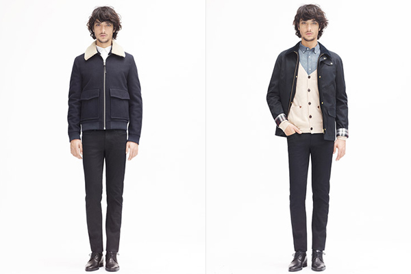 Sandro Homme collection automne hiver 2011 2012