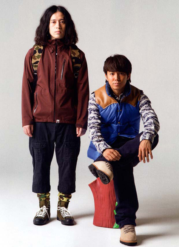 A Bathing Ape collection automne hiver 2011