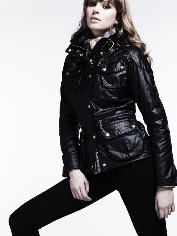 BARBOUR collection automne hiver 2011