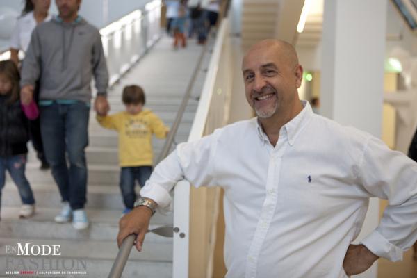 Philippe Vidal - commissaire d'exposition