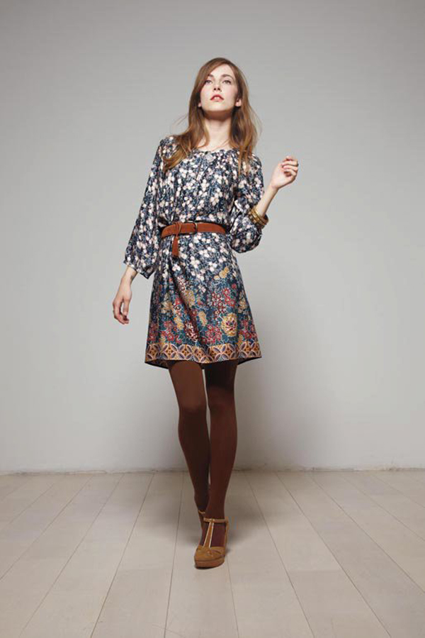 Comptoir Des Cotonniers 2011 Fall Winter Collection
